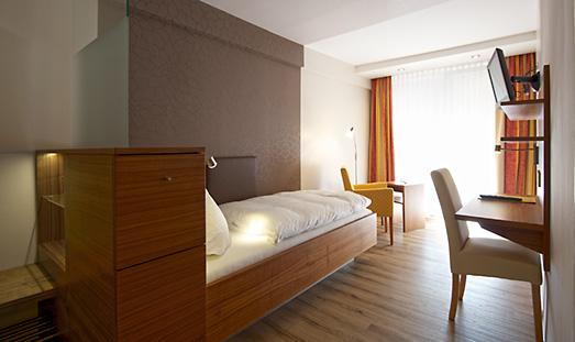Hotel Engel Langenargen, Einzelzimmer Beispiel