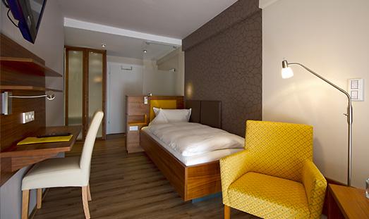 Hotel Engel, Einzelzimmer Beispiel2
