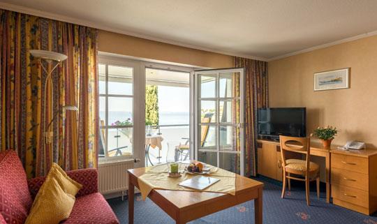 Hotel Engel Langenargen Suit 1
