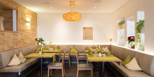 Restaurant in Langenargen, Hotel Engel
