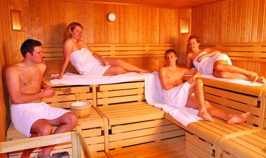 Sauna Langenargen, Hotel Engel
