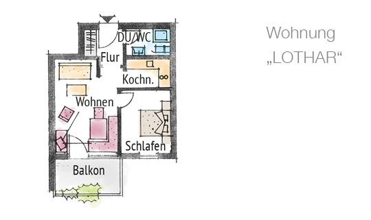 Ferienwohnung Langenargen Bodensee, Lothar